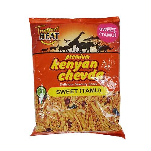 Tropical Heat Kenyan Chevda Sweet Tamu