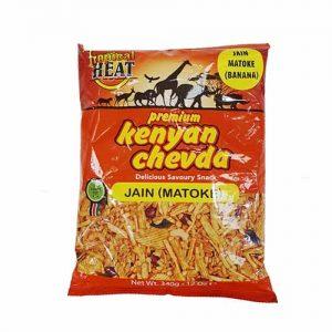 Tropical Heat Kenyan Chevdo Jain Matoke